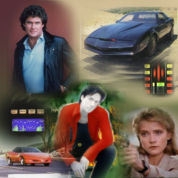 Knight Rider: Friends and Lovers